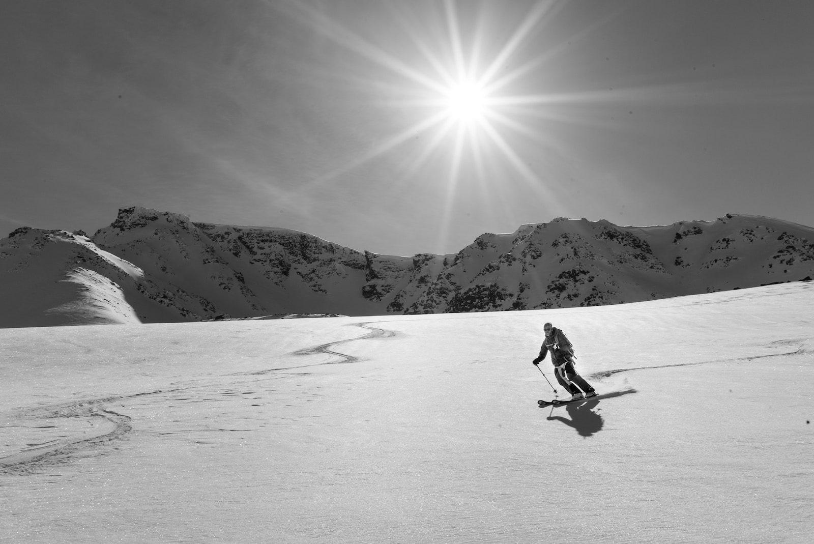 The New Ski Bum Is No Slacker