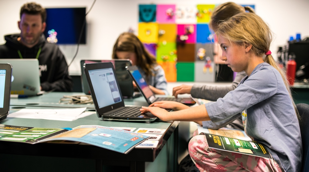 Summit Schools partners with local business to offer new coding module