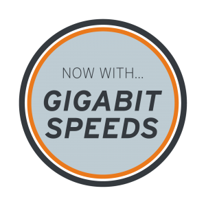 Gigabit-speeds
