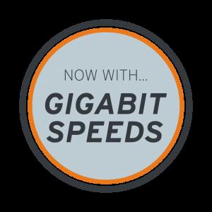 Gigabit-speeds