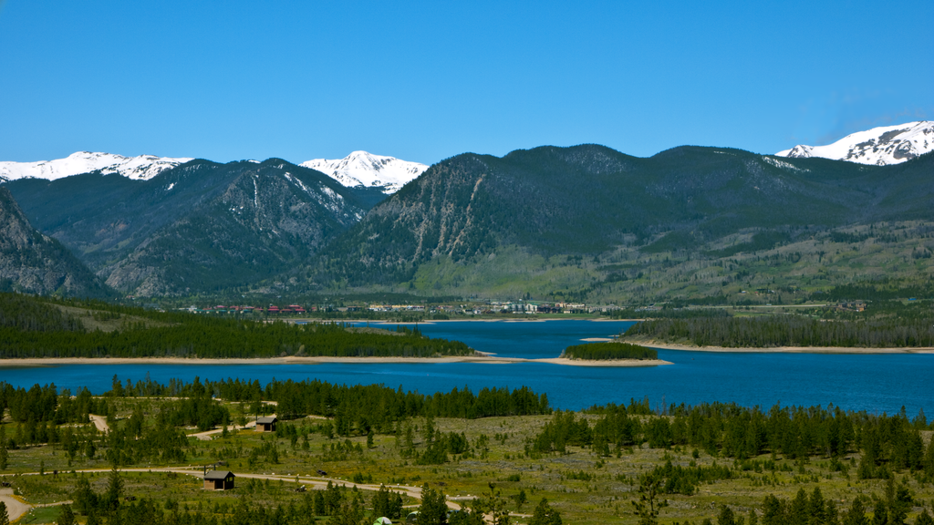Frisco Colorado Mountains